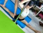 武汉专业钢管舞培训 钢管舞哪家好 聚星钢管舞学校