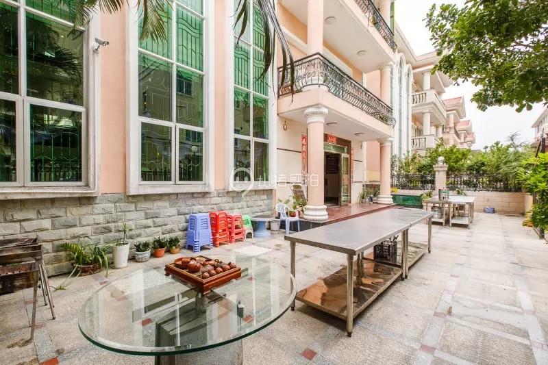 深圳聚会场地出租,超大的各种聚会别墅场地日租