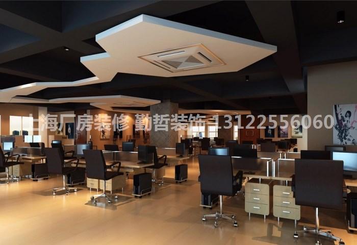 上海厂房装修 上海工厂装修 上海办公室装修