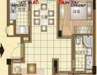 德润天玺 精装两室+全套家具家电+地下室+南北通透,有车位