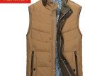 南极人男士羽绒马甲秋冬季2014新款正品青年加厚修身韩版背心外套
