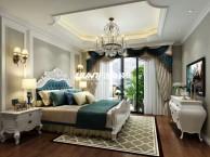 远景装饰200多平米简欧风格设计案例