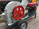 辽宁供应木片加工设备-218型木片机用途