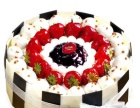 梧州心形蛋糕预定长洲区24小时蛋糕订购送货上门