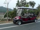 長沙卓越電動高爾夫球車電動觀光車2座,4座,6座,8座圖片