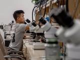 黃南富剛手機維修培訓速成班
