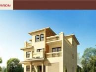 轻钢别墅,农村自建房钢结构,农村集成房屋施工设计