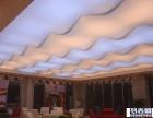 重庆巫溪透光膜喷绘膜软膜天花材料报价18875022702