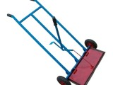 铁屑清理车 磁铁手推车 废铁清理工具 强力磁力手推车