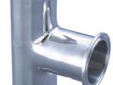 供应不锈钢卫生级卡箍三通/焊接三通管件