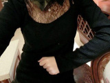 衬衣领小衫学生装娃娃领蕾丝衫秋冬打底衫长袖T恤闺蜜装批发2096