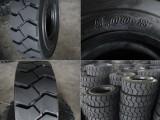 900-20鸿进实心叉子车轮胎