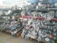 回收服装尾货库存布料回收辅料回收