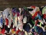 长期回收旧衣服