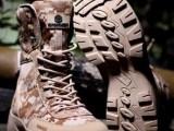 汤姆生美沙漠之舟高帮沙漠靴男 特种兵511作战靴战术靴废墟迷彩