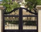 天津市定做铝艺大门 铝艺围栏安装 铝艺楼梯设计