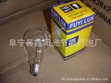 出口普通白炽灯 厂家低价 普通灯泡 透明 磨砂 A60 A55