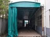 大型伸缩雨棚厂家制作上海遮阳雨篷固定帐篷多少钱一平方