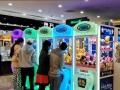 市区商场购物中心超市KTV地铁口电影院娃娃机