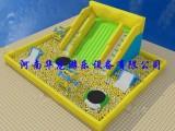 大型戶外新型海洋球池 雙層充氣海洋球池