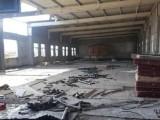 苏州倒闭厂房设备回收昆山倒闭工厂拆除常熟公司内部拆除