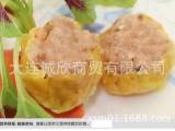 大连丰禾食品 速冻广式肉烧麦 面点茶餐厅虾类制品半成品批发