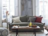美式乡村LOFT风格复古铁艺桌几客厅茶几矮几边几实木