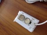 液晶显示温度计鱼缸电子温度计宠物温度测量计便携式电子温度计