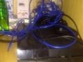 自用PS4港版游戏机,双手柄,带GTA5 ,赛车