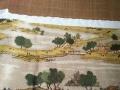 四年绣制完成的清明上河图一幅,有诚心想买者请与本人联系。