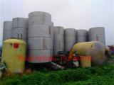 菏泽转让二手40吨不锈钢储罐
