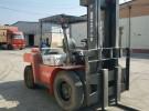 毕节二手四吨柴油叉车半价出售经销处电话1年1万公里2.8万