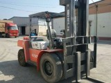 兰州三吨柴油合力牌叉车二手合力叉车销售