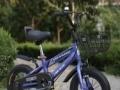 儿童自行车一台9成新