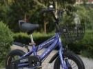 儿童自行车一台9成新80元