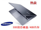 14寸三星超薄笔记本电脑 英特尔双核1800 全高清14寸屏幕