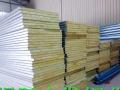 厂房商场专用泡沫夹芯板防火板隔热板C型槽