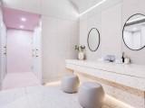 保定美容院装修案例 美容会所设计 美容SPA装修