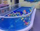 上海萌贝湾钢化儿童玻璃游泳池馆用设备