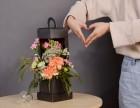 成都花艺朵枝鲜花店-母亲节灯塔花盒