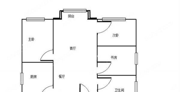 青浦白鹤镇北小区 3楼