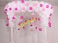 宝宝宴,主题婚礼,气球装饰,气球小丑,开业庆典装饰