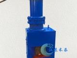 江苏禾丞污水处理设备拦截粉碎附壁式粉碎型格栅除污机