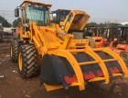 新款龙工20抓草夹木装载机举升4.5米(手续齐全)