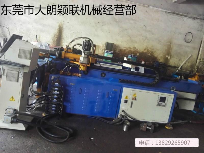 台湾颖霖65CNC弯管机