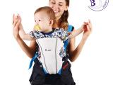 贝格安多功能婴儿背带抱袋B09 简易透气 厂家直供批发代理代发