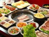 韩盛炭火自助烤肉加盟费多少钱烤肉加盟十大品牌