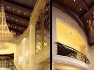 济南历下区小型宾馆酒店装修,店铺门面装潢