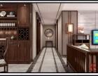 洛阳香槟国际新中式施工案例 洛阳天恒装饰设计施工