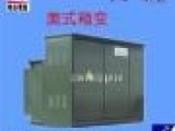 新一代环保型箱变YB-12/0.4户外预装式变电站(美式)120